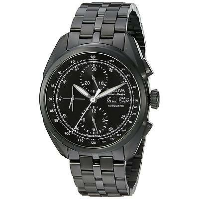 Bulova Accutron Men's 65C116 Accu Swiss Tellaro Chronograph Automatic Watch