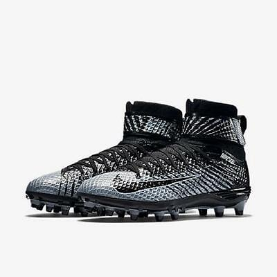 Nike Force Lunarbeast Elite TD Football Cleats Various Sizes  Black / Stealth