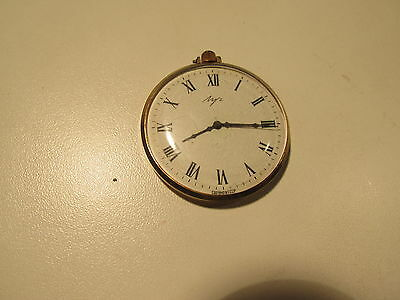Vintage Russian Soviet pocket watch LUCH