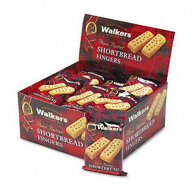Office Snax W116 Walker`s Shortbread Cookies 2/Pack 24 Packs/Box