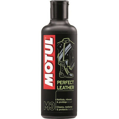 Motul MX NEW 250ml M3 Motorcycle Water Resistant Perfect Leather Protection