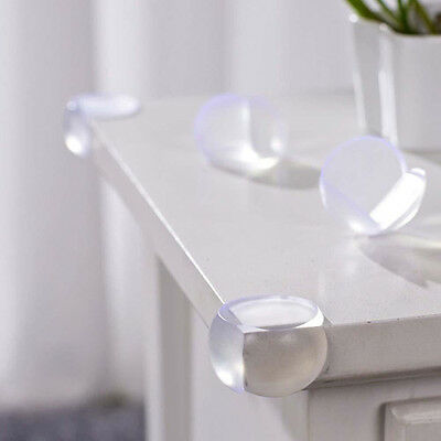 10pcs Table Desk Corner Edge Guard Cushion Baby Safety Soft Protector Practical