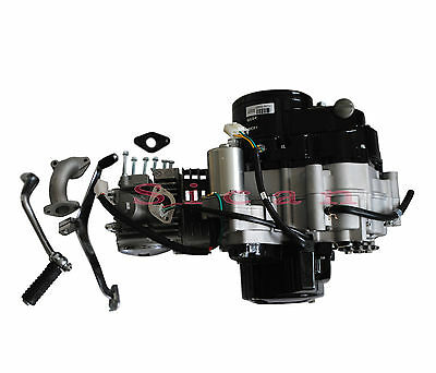 125cc Semi-automatic Motorcycle Bike Engine Motor For Dirt Pit Bike