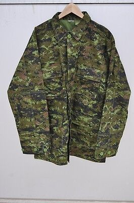 CadPat Camo Combat Jacket / Shirt Canadian Military Style New Size Men's Small