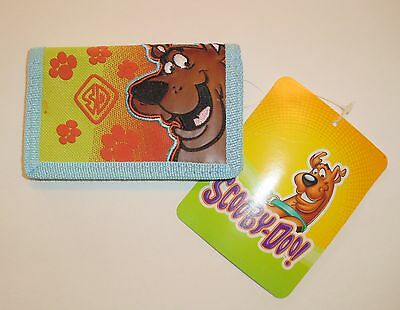 Scooby wallet Tri fold NEW