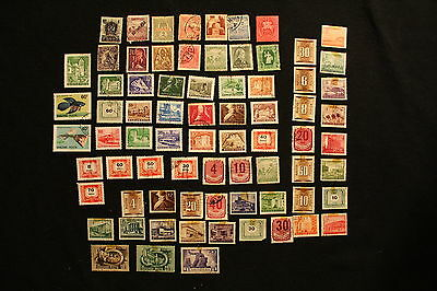 Hungry Magyar Kir.posta Early Collection Used/unused Postage Stamp Lot