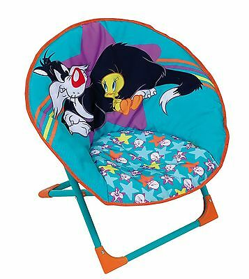 Fun House Tweety and Sylvester Chairs 43 x 53 x 56 cm