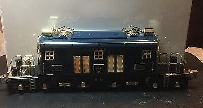 MTH 10-1196-1A Flying Colonel Set - Contemporary (Blue w/Brass)