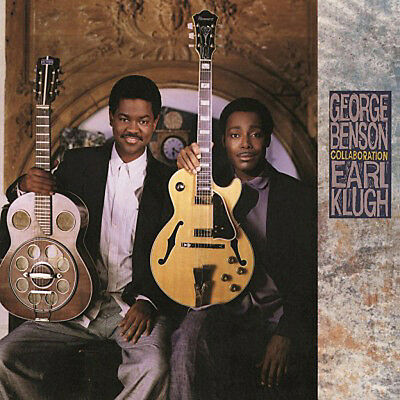 "GEORGE BENSON / EARL KLUGH Collaboration 12 "" 180G Vinyl  LP NEW & SEALED"