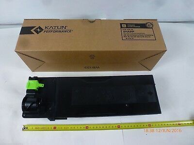 Katun 43821 Toner Black Suits Sharp AR-5618 thru MX-M232D