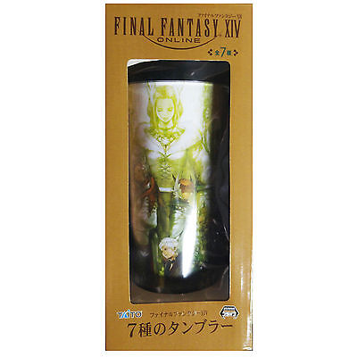 Final Fantasy XIV Overlook Tumbler Cup NEW Mug Online FF 14 Travel Container