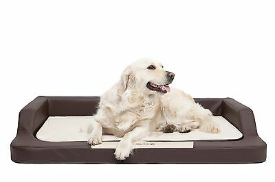 Dog Bed XL XXL Memory Foam Orthopedic Mattress Sofa HobbyDog Medico Elderly Pets