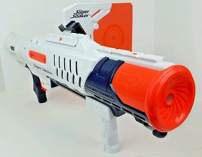 Nerf Super Soaker Hydro Cannon Toy Water Gun Tested & Working Ships Fast