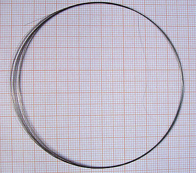 5m Genuine Kanthal A Resistance Wire 19.9 Ω//m 6.1 Ω//ft 0.30mm 28-29 Gauge AWG