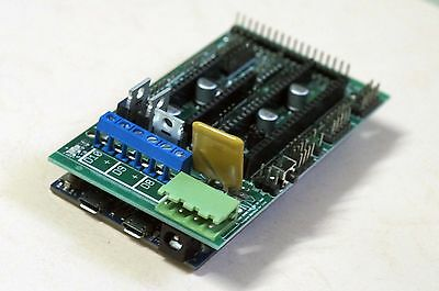 3D print unit SMART Ramps For Arduino Due(Like Ramps FD or RADDS) control board
