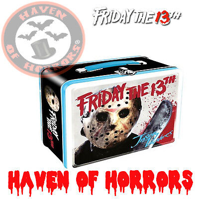 Friday the 13th Tin Tote