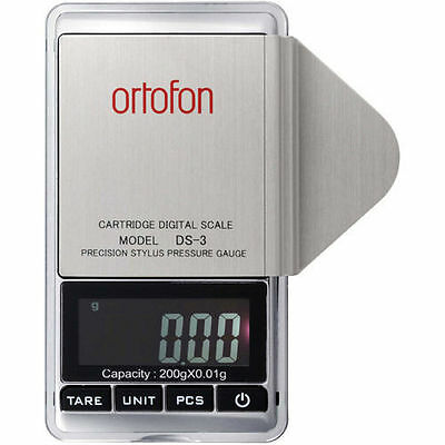 F/S New Ortofon DS-3 Digital Stylus Tracking Force Pressure Scale Japan
