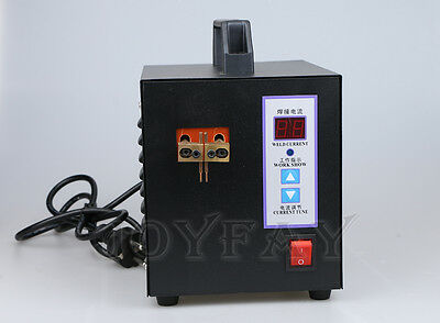 Hand-held Pulse Spot Welder Welding Machine for Laptop phone Battery 220V