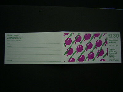 1988 party balloons   booklet fl14a complete unused