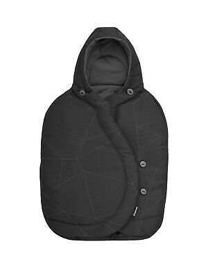 New Mountain Buggy   Fits Quinny Speedi Reversible Polar Fleece Liner Chilli