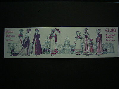 1981 costume booklet fm3a  complete unused