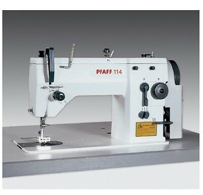 Pfaff Industrial 114 Instructions de Serivce Download-File