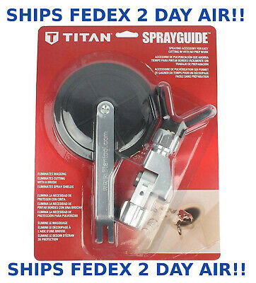 Titan ASM Graco Spray Guide Tool 0538900 OEM Not Aftermarket