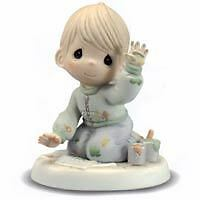 Precious Moments Love From The First Impression - Boy 115898 NIB