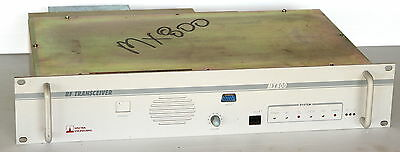 Spectra MX800 50W UHF Radio Base Station Repeater - Line Control  - 4 Wire E&M