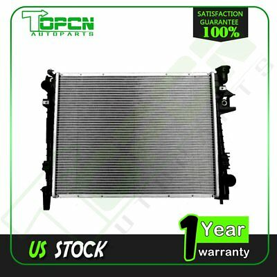 Radiator With Cap For Dodge Fits Pickup Ram1500 3.7 4.7 5.7 V6 V8 2480WC