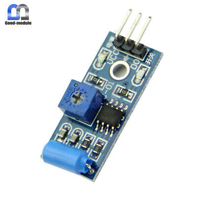 3.3-5V  SW 420 Motion Tilt Sensor Vibration Switch Alarm Module for Arduino