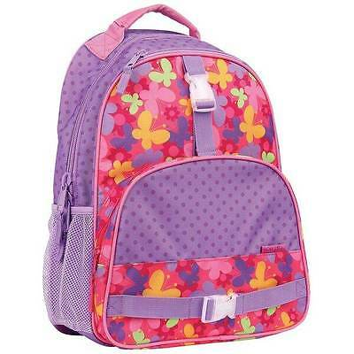 Personalized Stephen Joseph All Over Print Backpack Butterfly