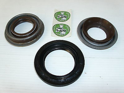Land Rover Freelander 1 Rear Diff Differential Oil Seal Kit - 3 Seals -Toc100000