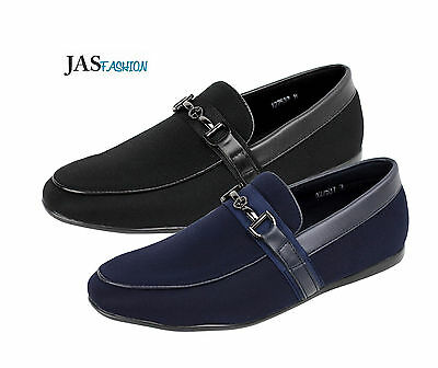 Mens Slip On Driving Shoes Smart Moccasin Comfort Loafers JAS Fashion Size UK
