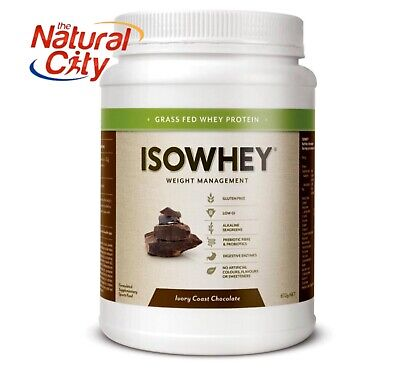 Isowhey Complete Ivory Coast Chocolate 672g- Free Supplement Samples