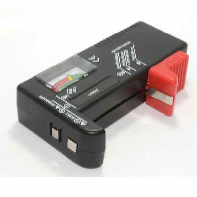 Universal Battery Tester For AA AAA PP3 & Button Cells