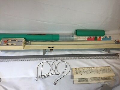 Brother Knitleader  Kl-116 Knitting Machine Attachment***free Shipping***
