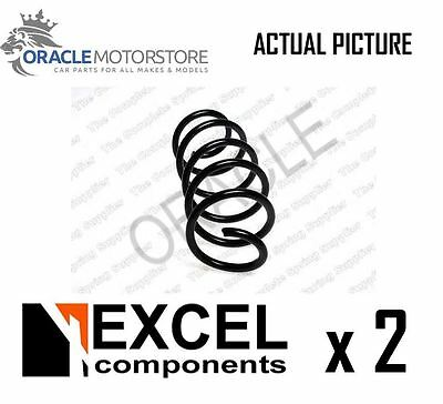 2 X New Excel Front Coil Spring Pair Springs Genuine Oe Quality - Acs4951