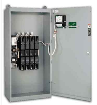 800 Amp 3R ASCO 300 Series 3 Phase 208 240 480 Vac Automatic Transfer Switch