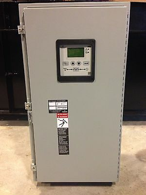 230 Amp 3R ASCO 300 Series 3 Phase 208 240 480 Vac Automatic Transfer Switch