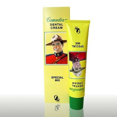Canadian -  Dentifricio DENTAL CREAM SPECIAL MIX 75 ML