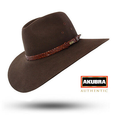 Akubra Riverina Hat - Loden