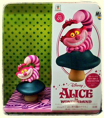Disney Characters MEGA World Collectable Figure CHESHIRE CAT A Alice