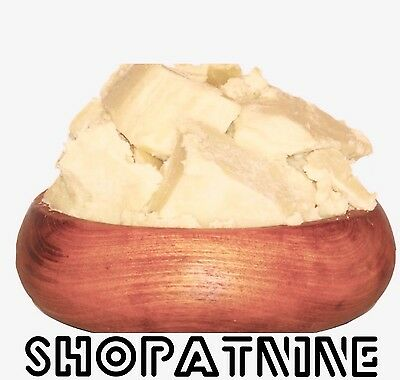 Shea Nut Butter -> Certified Organic 100% Pure Natural Unrefined Raw A Grade