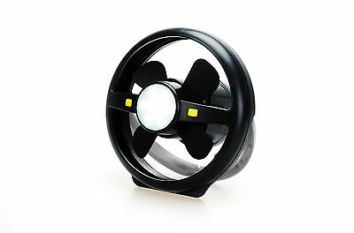 NEW OZtrail Portable Rechargeable Fan & LED Light