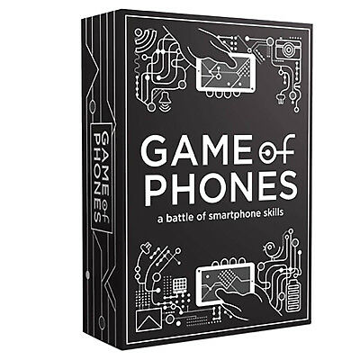 Game Of Phones  - BRAND NEW