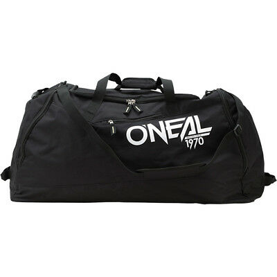 Oneal NEW Mx TX 8000 Gearbag Dirt Bike Travel Luggage Black Motocross Gear Bag