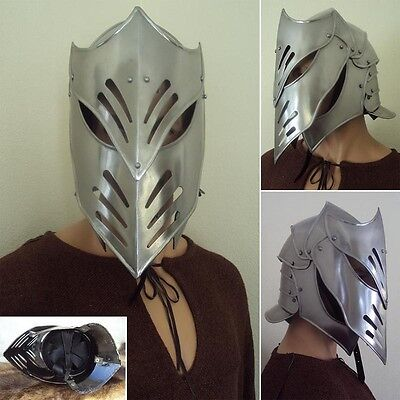 The Armageddon Helmet Perfect For Re-enactment, Stage And Combat & LARP