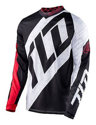 2017 Troy Lee Designs TLD GP Jersey Quest Red/White/Blue MX Motocross Off-Road