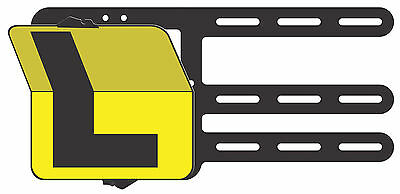 Learner L Plate - Clip Plate for the Learner Driver